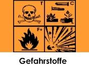 BEVAR - Gefahrstoffe, Gefahrg�ter